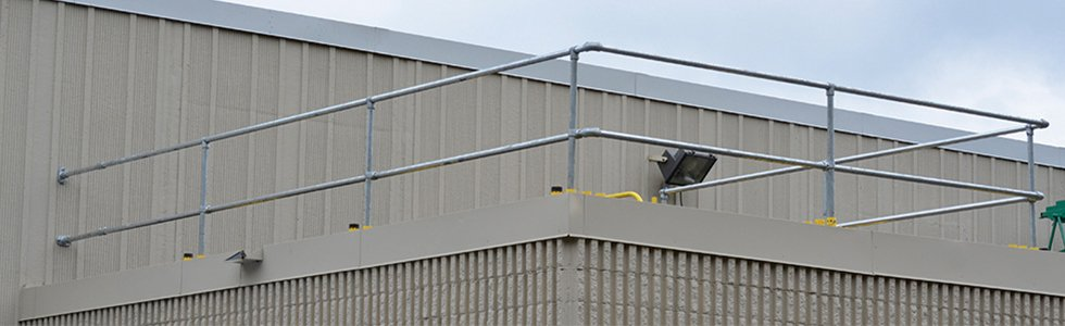 A Few Things To Know About Roof Guardrail Systems