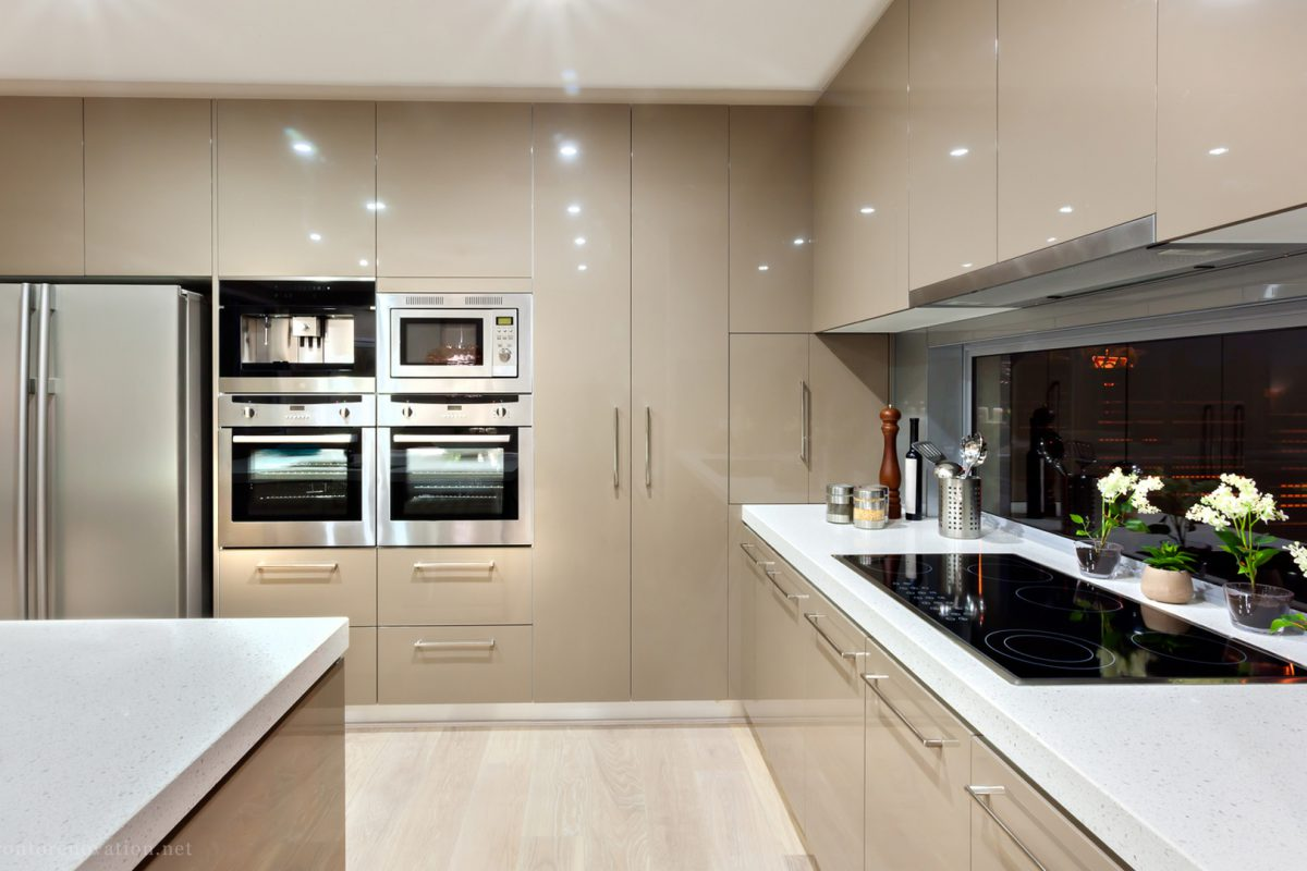 Choosing The Best Custom Cabinets For Kitchen Renovations Randwick