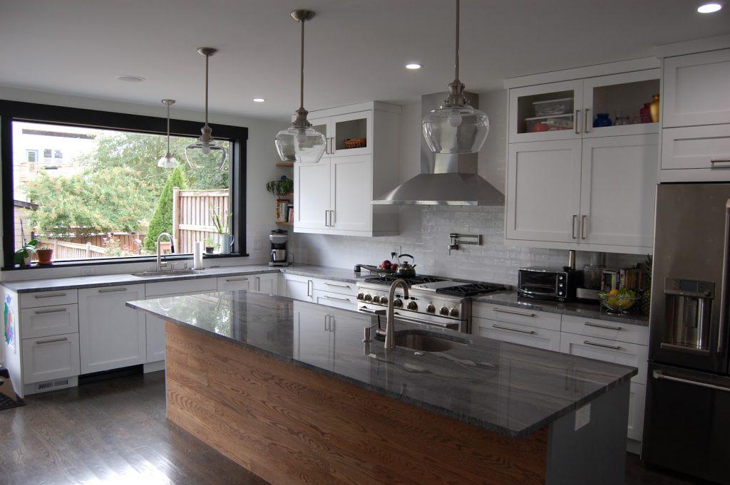 custom cabinet kitchen renovations