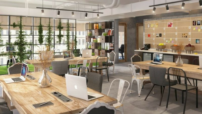 Difference between Coworking Space And Dedicated Space