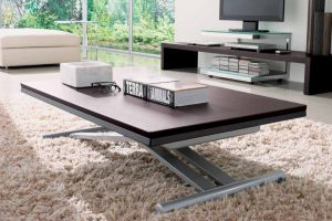 Foldable Coffee Tables – Solution For Small Space