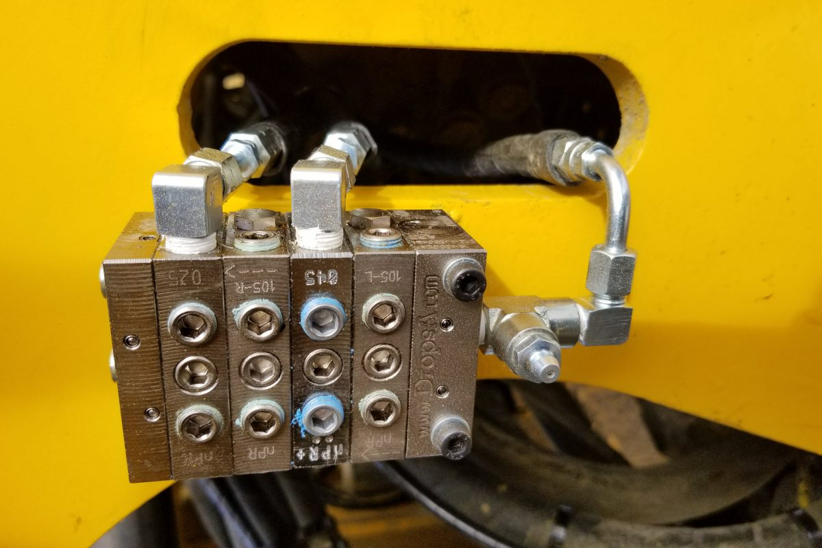 Choose The Right Lubricant For Your Machine
