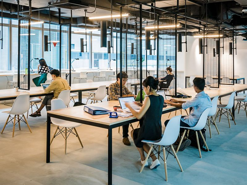 Here is How Co-working Space Is Boon for Startups