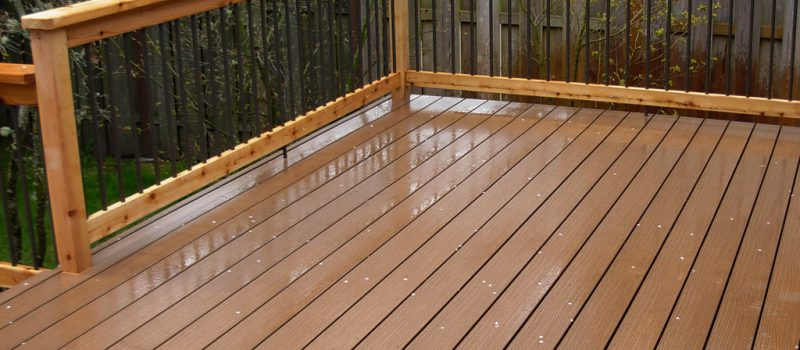 How to Plan for a Non Slip Timber Deck Installation?