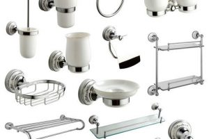 Must-Have Bathroom Accessories Set To Amplify The Look Of your Bathroom