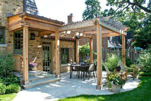 Make Your Pool Elegant By Installing Pergolas