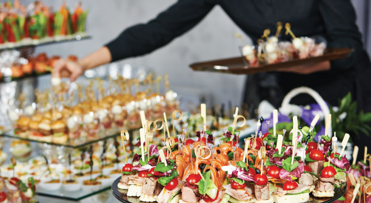 party catering penrith