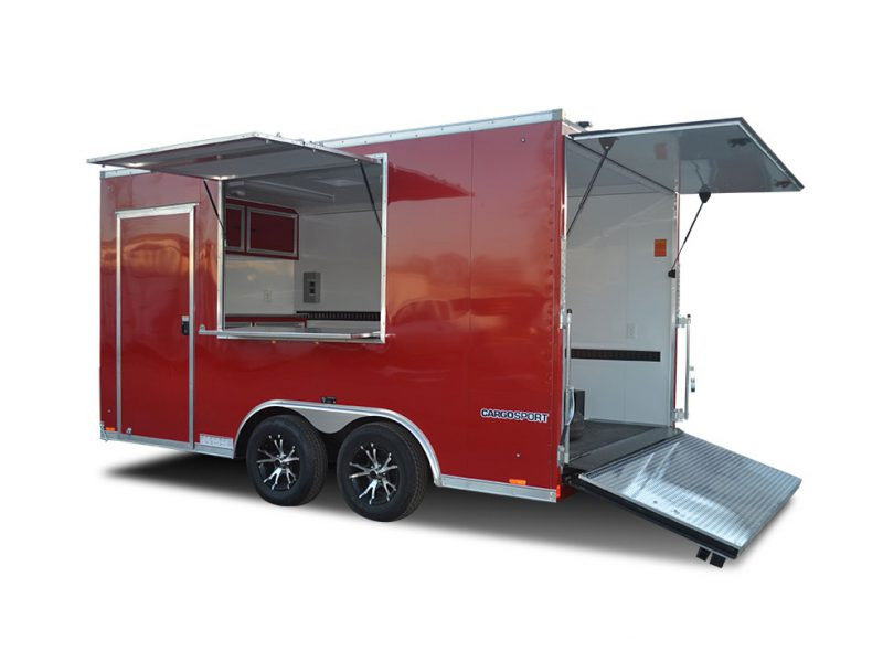 Custom Built Caged Galvanized Box Trailers – Benefits and Uses