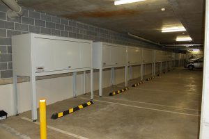 Why To Consider A Parking Space Storage Locker?