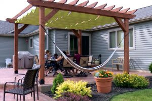 Pergola, A Suitable Extension To Your Home's Outdoor Estate