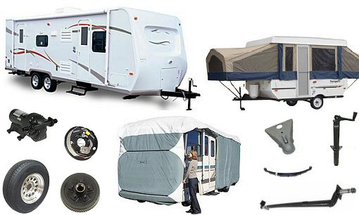 trailer parts Sydney