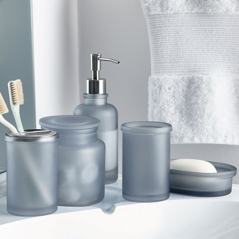 Bathroom Accessories in Bathroom Supply Shop