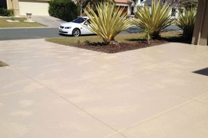 Coloured Concrete Sealer- Solution To Sealing Your Cracked Floors