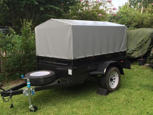 custom build trailers