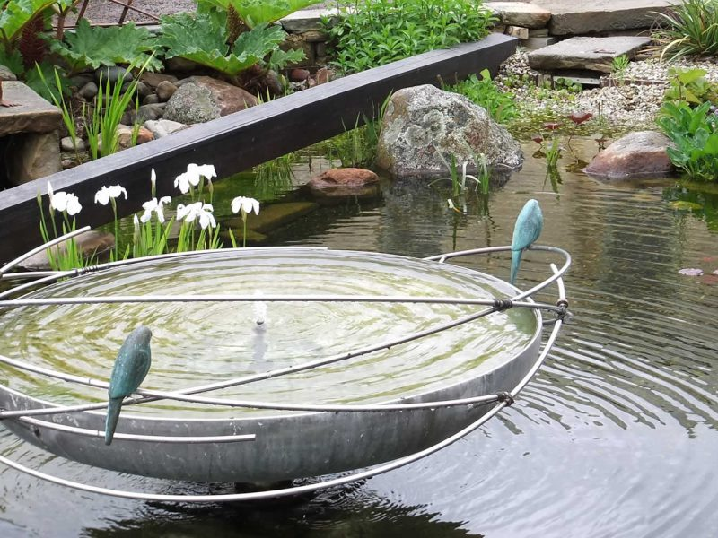 Why Garden Water Features Are Ideal In Making Your Garden Cozier?