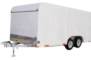Why It Is Beneficial To Choose Enclosed Trailers?