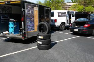 Top Reasons Why Mobile Tyre Fitters Are More in Demand