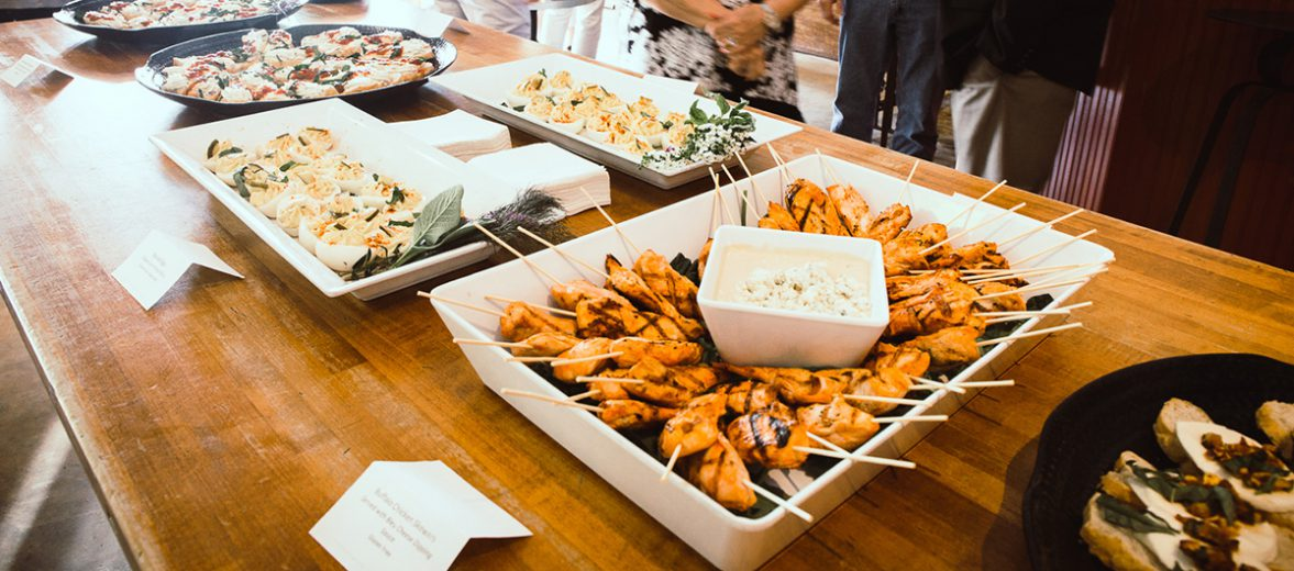 Top 5 Office Lunch Ideas For Corporate Catering