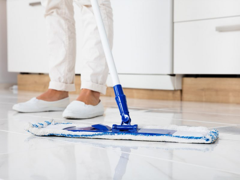 Why Should One Opt for Professional Anti Slip Floor Treatment?