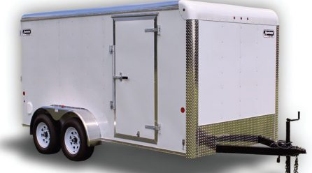 A Few Things To Know About Enclosed Luggage Trailers