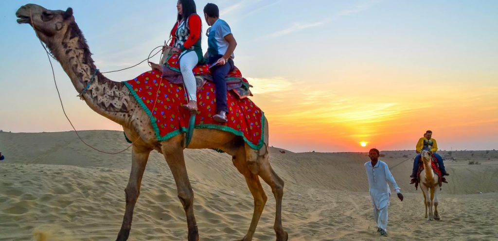 Camel Safari in Rajasthan | Everything you need to Know