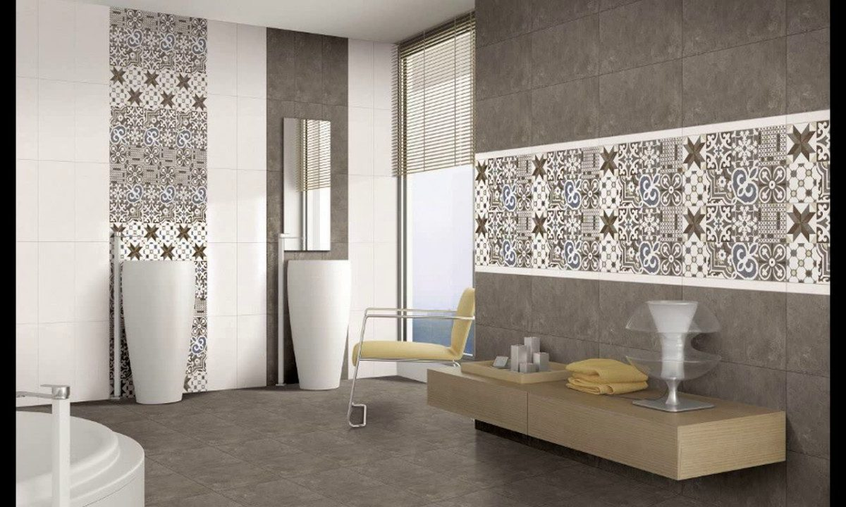 Stunning bathroom floor tile types