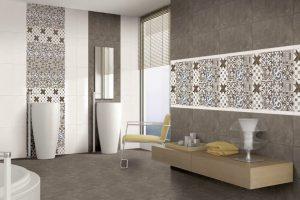 Stunning bathroom floor tile types