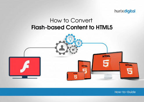 7 Reasons to Convert your Flash Content to HTML5