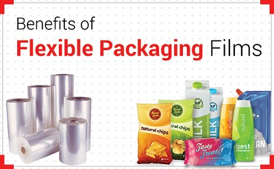 Benefits flexible packaging films