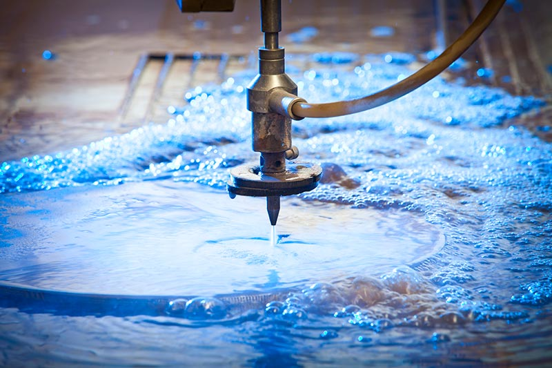 A Complete Guide For Water Jet Cutting Services