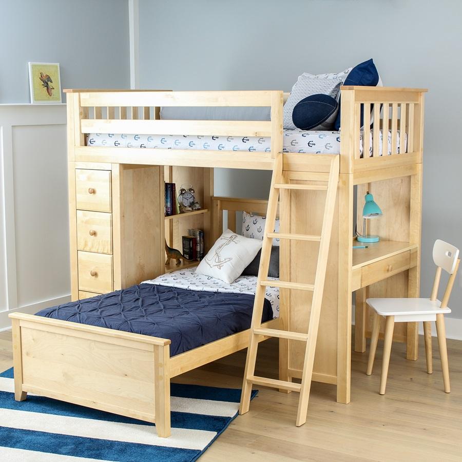 Best kids beds with storage