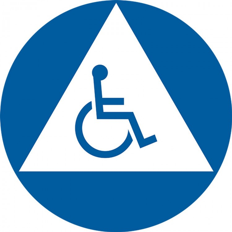 What Everybody Ought To Know About Disabled Bathroom Sign?