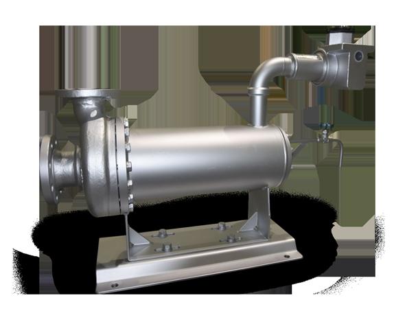 Heat Resisitant pump