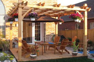 Decking and Pergola Construction- upping your standards to an elegant way of living