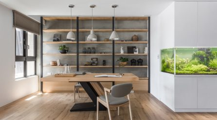 Facts Everyone Should Keep In Mind When Designing Home Office Fitouts