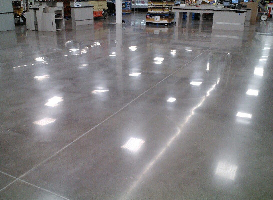 Things To Consider For Commercial Concrete Flooring