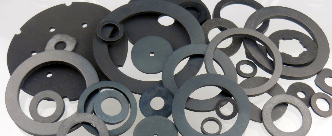 Three Types of Rubber for Custom Rubber Gasket