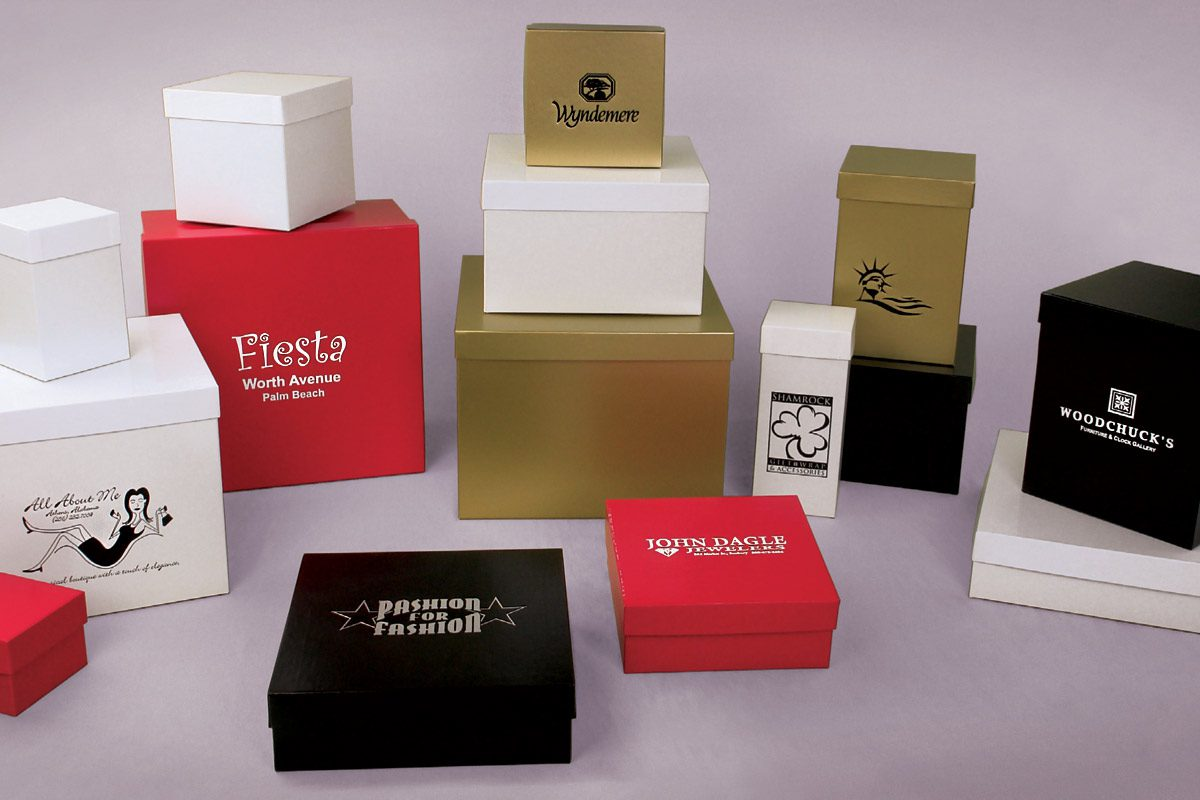 Top 4 Reasons To Choose Custom Printed Boxes in Australia