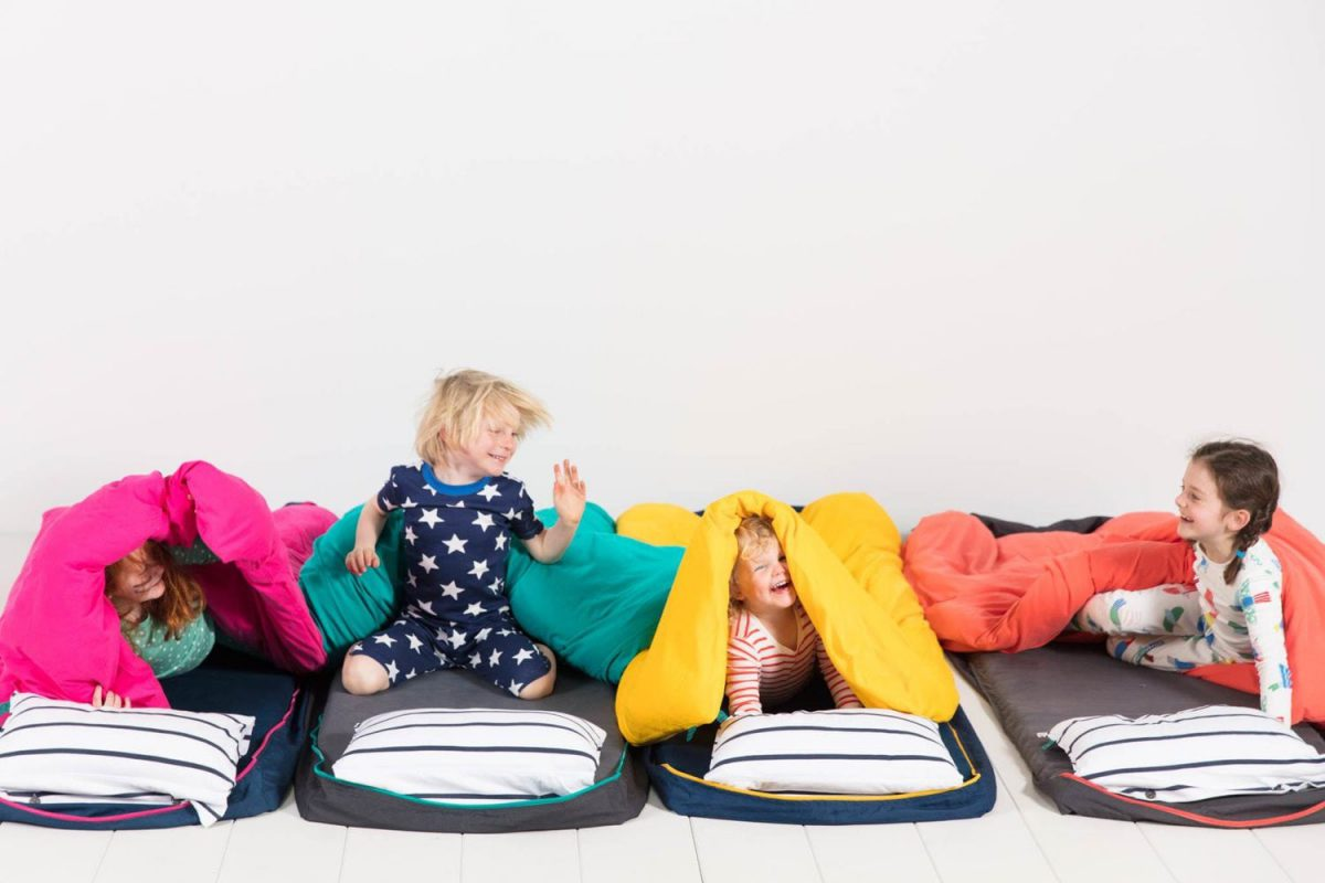 How To Choose The Right Bed And Mattress For The Kids?