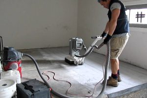 Step By Step Guide For DIY Concrete Grinding in Sydney