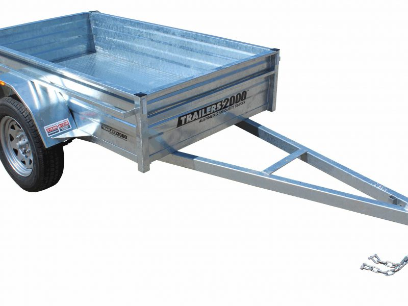 9 Reasons Why Galvanized Box Trailers Are Best