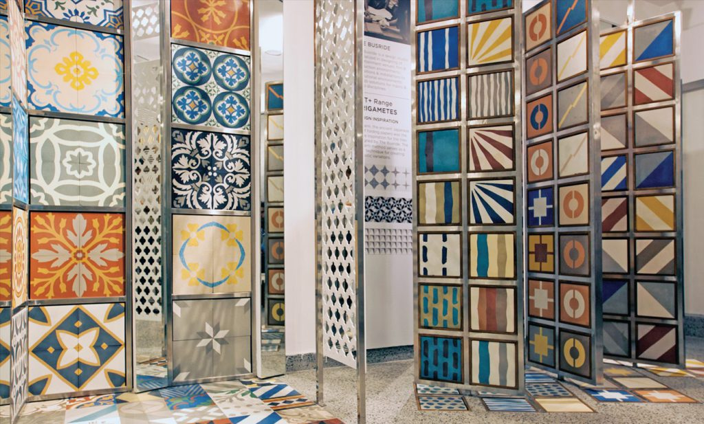 In the world of tile, patterns and colours are not the only things that are changing. The tile shop in Smithfield provides the tile with new shapes