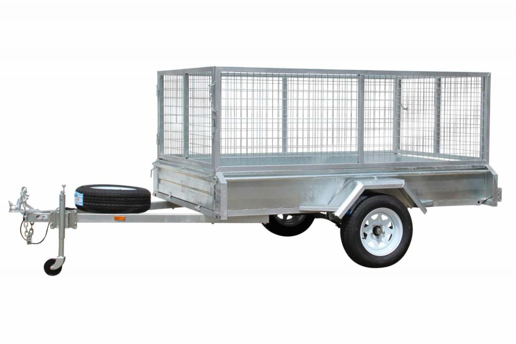 The body of the trailer needs no maintenance if galvanized. Thus the maintenance cost of galvanised trailers in Sydney is the least. The coating is a self-maintaining type.