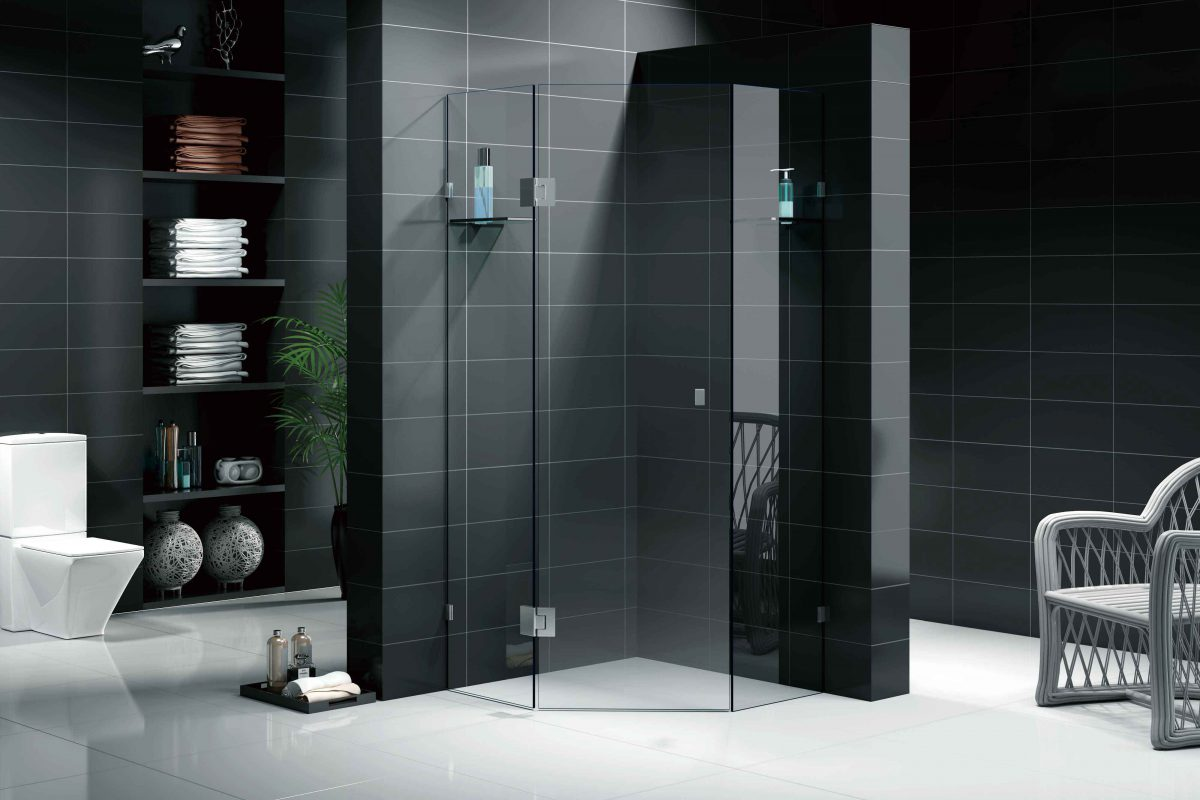 How To Design Complete Custom Frameless Shower Screens