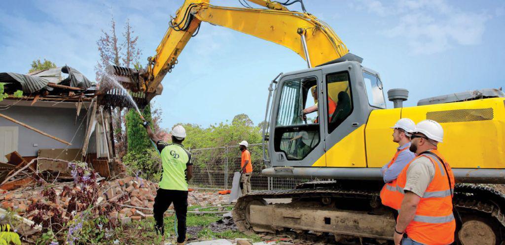 Amazing benefits of hiring demolition companies in Sydney