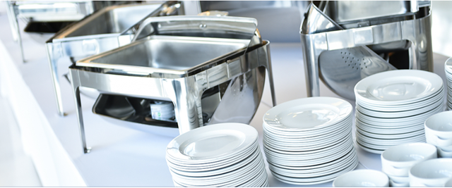 Hospitality equipment online