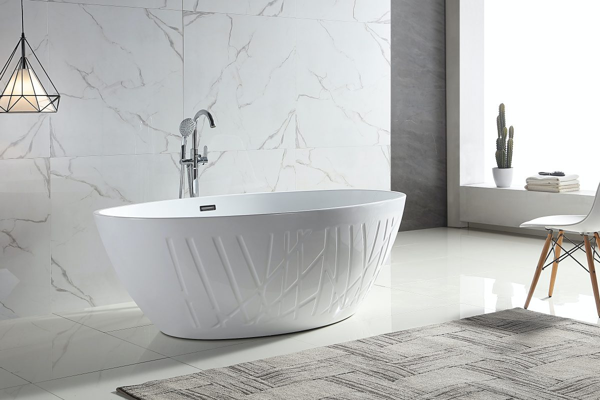 Four Reasons Why You Should Buy Freestanding Bathtubs