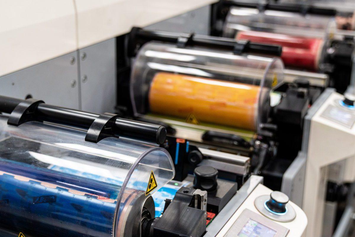 Advantages Of Commercial Label Printer