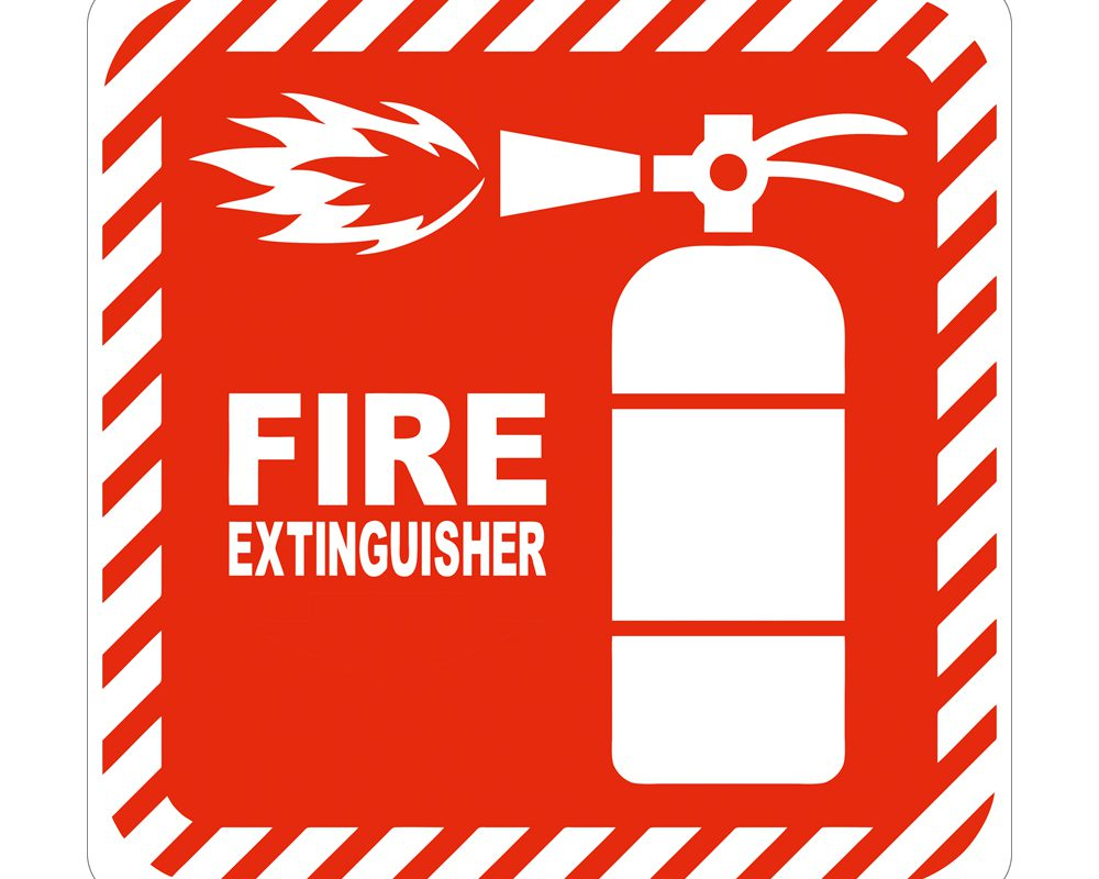 Fire Extinguisher Sign- Significant Parameters for Commercial Property Fire Designs: