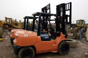 Why Purchase Used Forklifts For Versatile Industrial Applications?